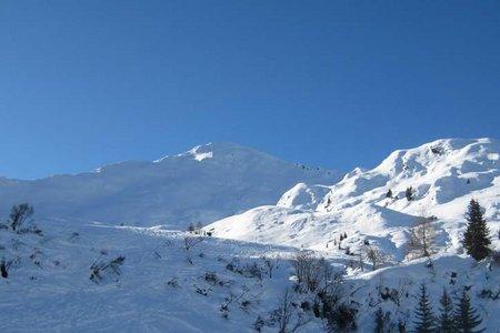 Zunderspitze (2391 m) von Maiern