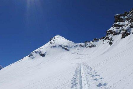 Eiskögele-Überschreitung (3233 m) von Obergurgl