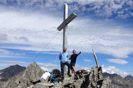 Debantgrat (3055 m) von Seichenbrunn