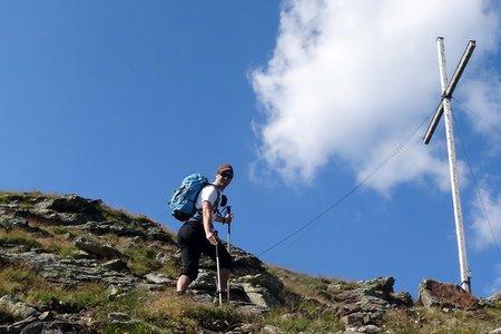 Schrotthorn, 2.590 m Sarntaler Alpen, Klausnerhütte