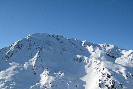 Hobarjoch (2512m) von Innerst