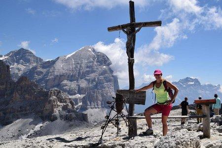 Kleiner Lagazuoi (2778 m) über den Kaiserjägersteig