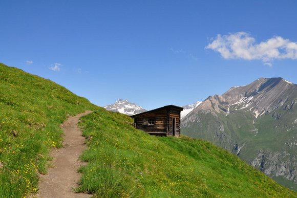 Wander-Regionen in Osttirol
