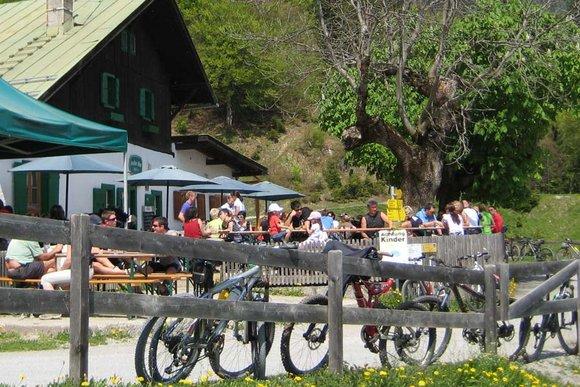 Mountainbike-Regionen in Tirol