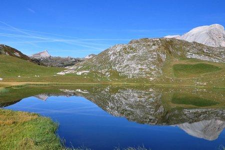 Fosses See Rundwanderung von der Fodara Vedla