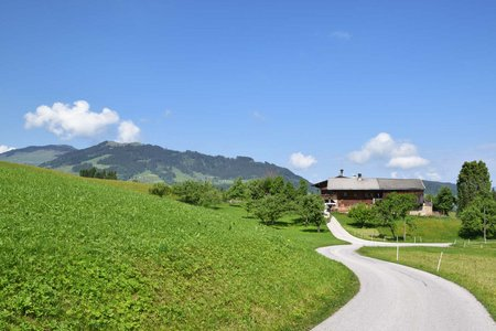Gruberberg - Lendwirt Runde von Hopfgarten