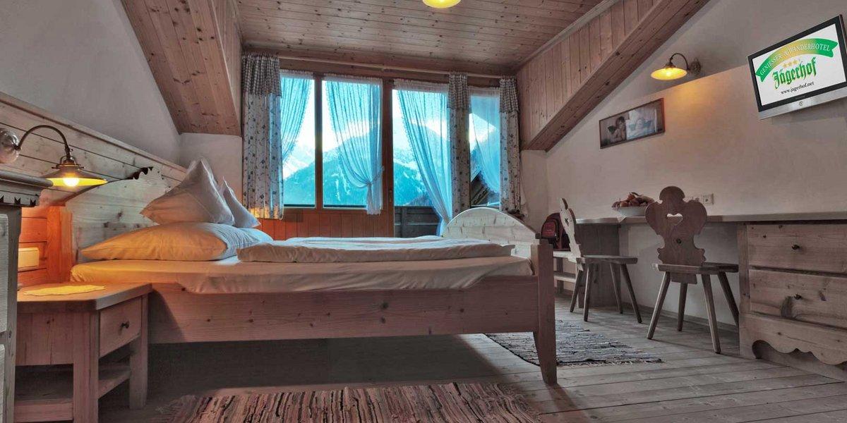 Nachtruhe in Naturzimmern oder Studios