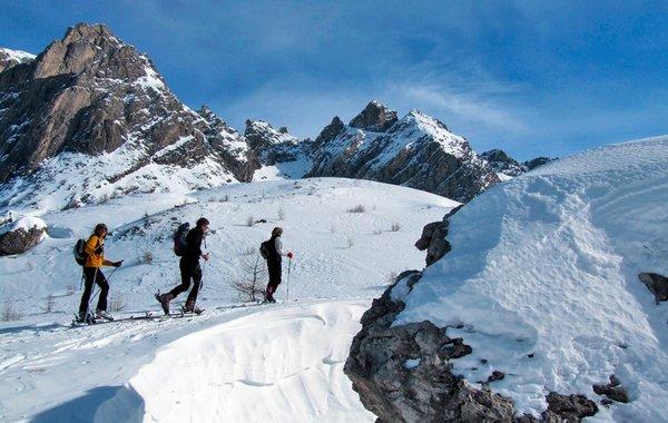 Skitouren in den Lienzer Dolomiten