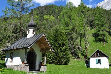 Neue Alplhütte Rundtour von Mieming