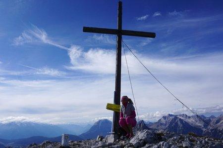 Brunnsteinspitze (2180m) über die Brunnsteinhütte