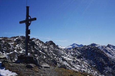 Sonnenspitze (2639m) von der Patscherkofelbahn-Bergstation