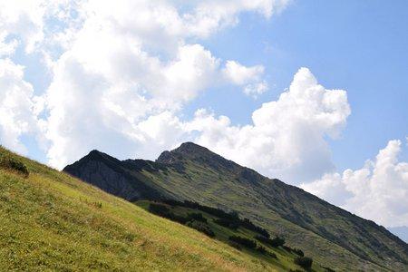 Vordere Suwaldspitze von Berwang