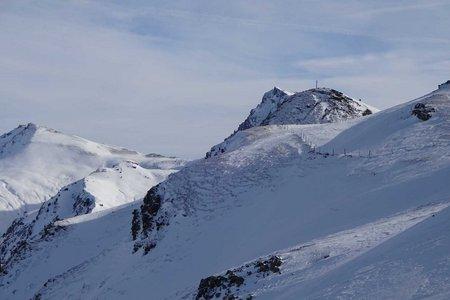Kuhkaser (2054 m) vom Gasthof Alte Wacht