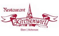 Logo Restaurant-Gasthaus Kirchenwirt - Eben/Achensee