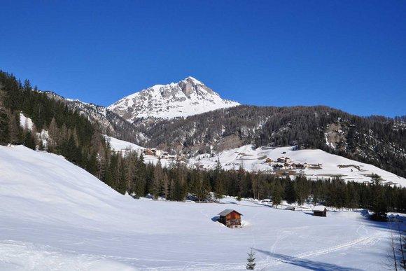 Campill – Skitouren in einer sagenumwobenen Dolomitenlandschaft