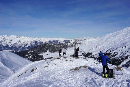 Rosslaufspitze (2248m) von Innerst