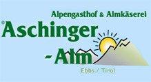 Logo Aschinger Alm, 967 m - Ebbs