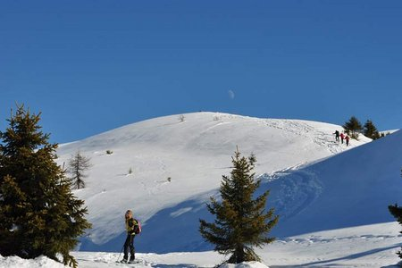 Starkenfeldhütte - Astjoch - Kreuzwiesenalm