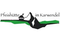 Logo Pfeishütte im Karwendel, 1922 m - Innsbruck/Scharnitz