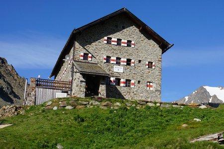 Tag 1:  Vent – Almhütte Niedertal – Martin Busch Hütte