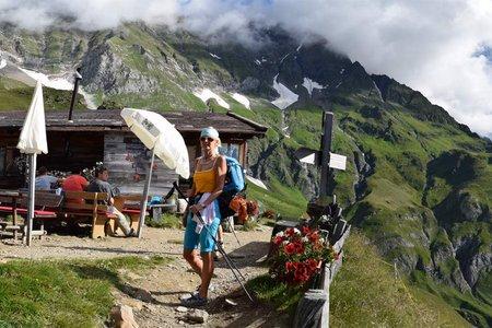 Schneid Alm (2159 m) von Pfelders