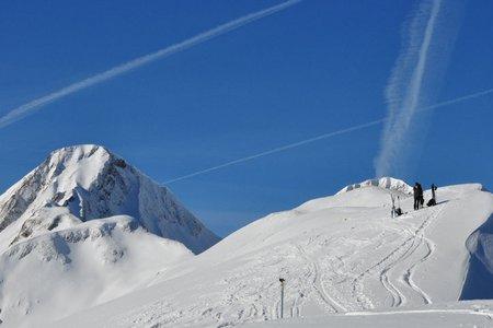 Auf der Mutte (2187 m) von Elbigenalp