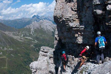 Ilmspitze (Innsbrucker Hütte), 2.692 m