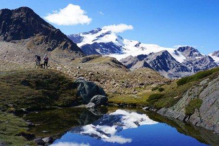 Wandern und Bergsteigen in Tirol