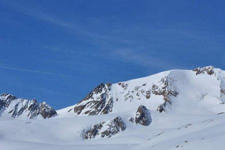 Weißkugel (3739 m) über das Teufelsegg