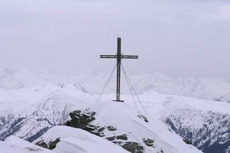 Spitzköfele (2314 m) von Obertilliach