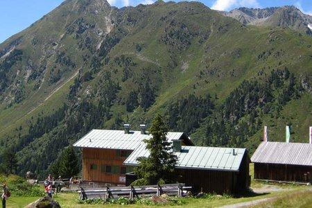 Umhausen - Schweinfurter Hütte