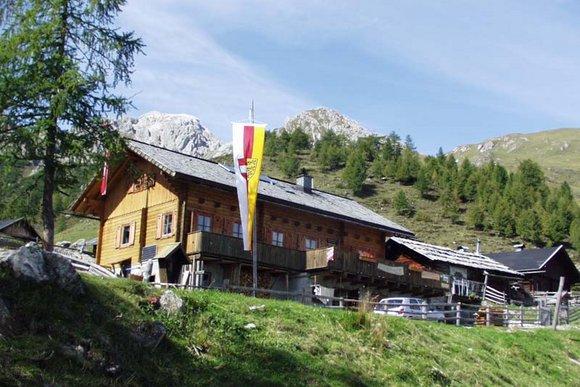 Lienz mit den Lienzer Dolomiten
