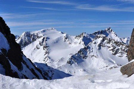 Breiter Grieskogel (3287 m) von der Winnebachseehütte