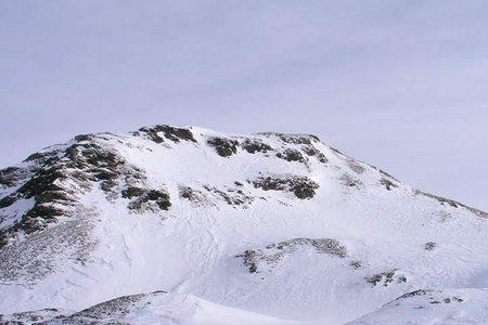 Reslerknollen (2306 m) vom Kartitscher Sattel