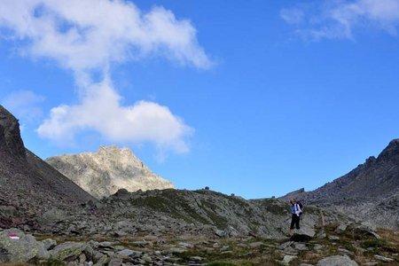 Tschigat (3000 m) von Partschins