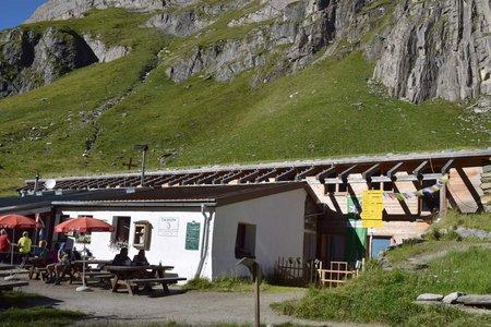 Clarahütte (2038 m) von Ströden