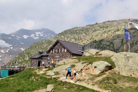 Tag 2: Bremer Hütte - Magdeburger Hütte