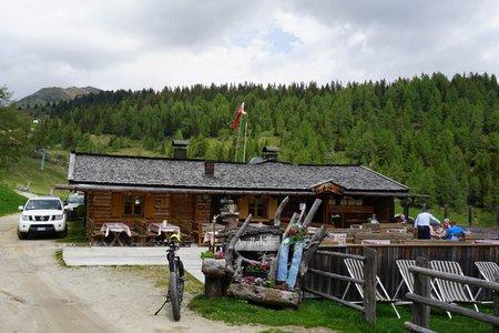 Anratterhütte-Vallerjöchl Rundtour von Sterzing
