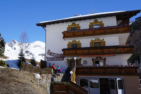 Gasthof Alpenfriede - Langtauferer Tal