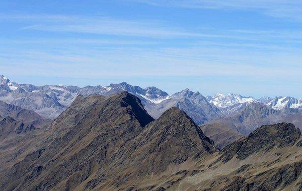 Gipfeltouren im Hochpustertal