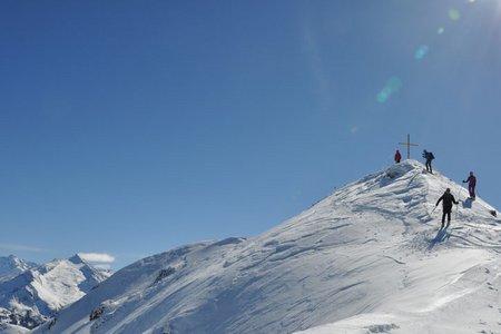 Ochsenkopf (2469 m) durch den Frommgrund