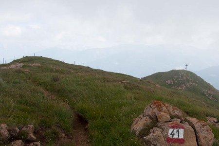 Nösslachjoch - Eggerberg (2231/2280 m) Rundtour