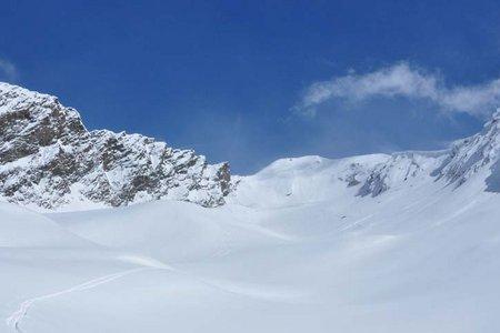 Eiskögele (3233 m) von der Langtalereckhütte