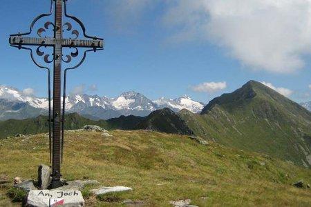Am Joch-Terner Jöchl (2405m) von Terenten