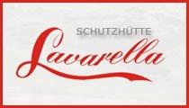 Logo Lavarellahütte, 2050 m - St. Vigil/Fanesalm
