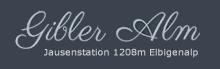 Logo Gibler Alm, 1208 m - Elbigenalp