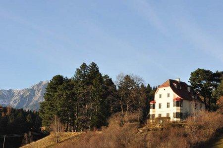 Lans - Lansersee - Vogelhütte