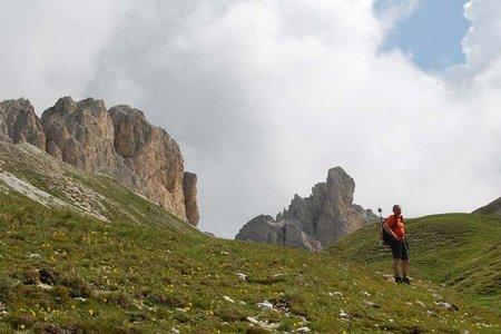 Tullen-Günther Messner Steig (2.653 m) aus dem Villnöss Tal
