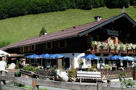 Fischbachalm - Kaiserbachtal