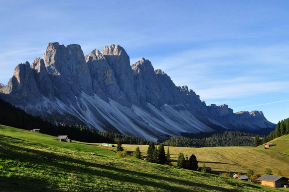 Villnösstal - Ruhe und Erholung im Land der bleichen Berge